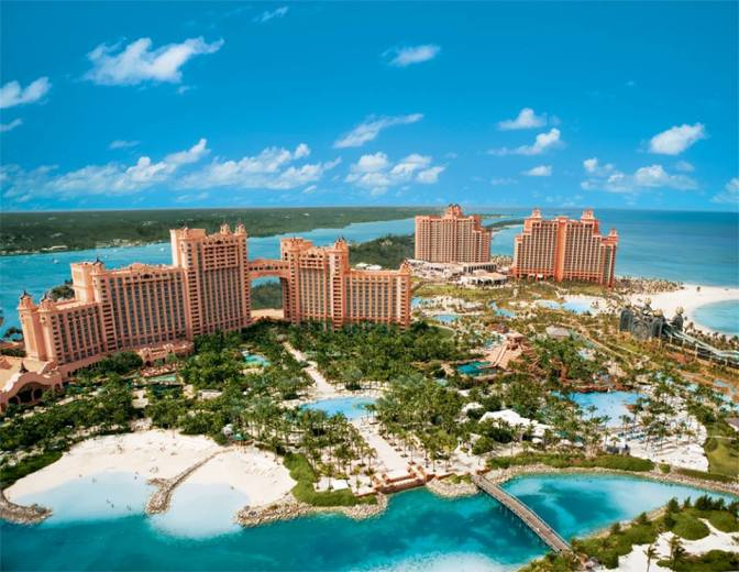 Travel Fusion: Atlantis Resort, Nassau Bahamas