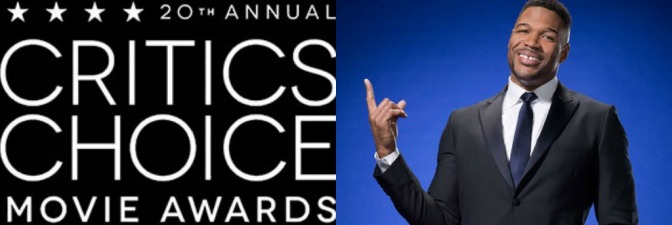 The 20th annual Critics' Choice Movie Awards