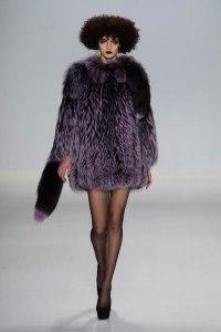 Plum fur