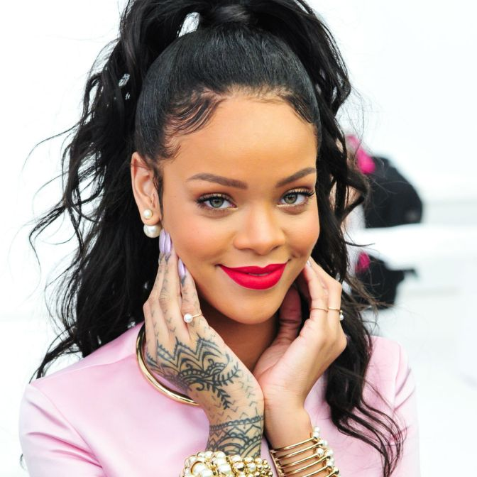 Rihanna Signs Historic Deal as First Black Woman to become the face of Dior