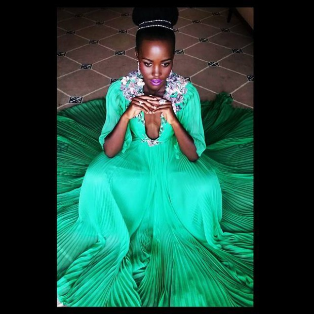 Lupita Nyong'o: Red Carpet Looks That Have Us Obsessed