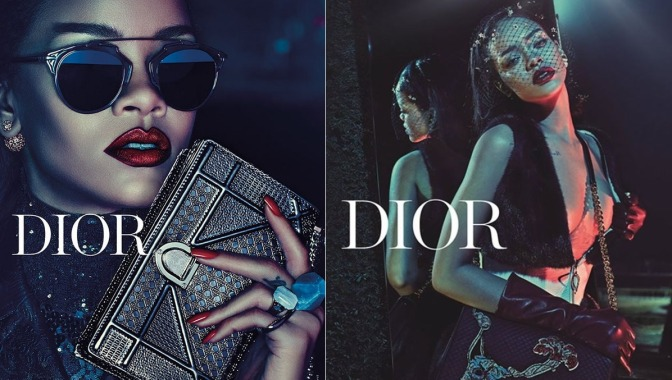 Rihanna For Dior Official Short Video!