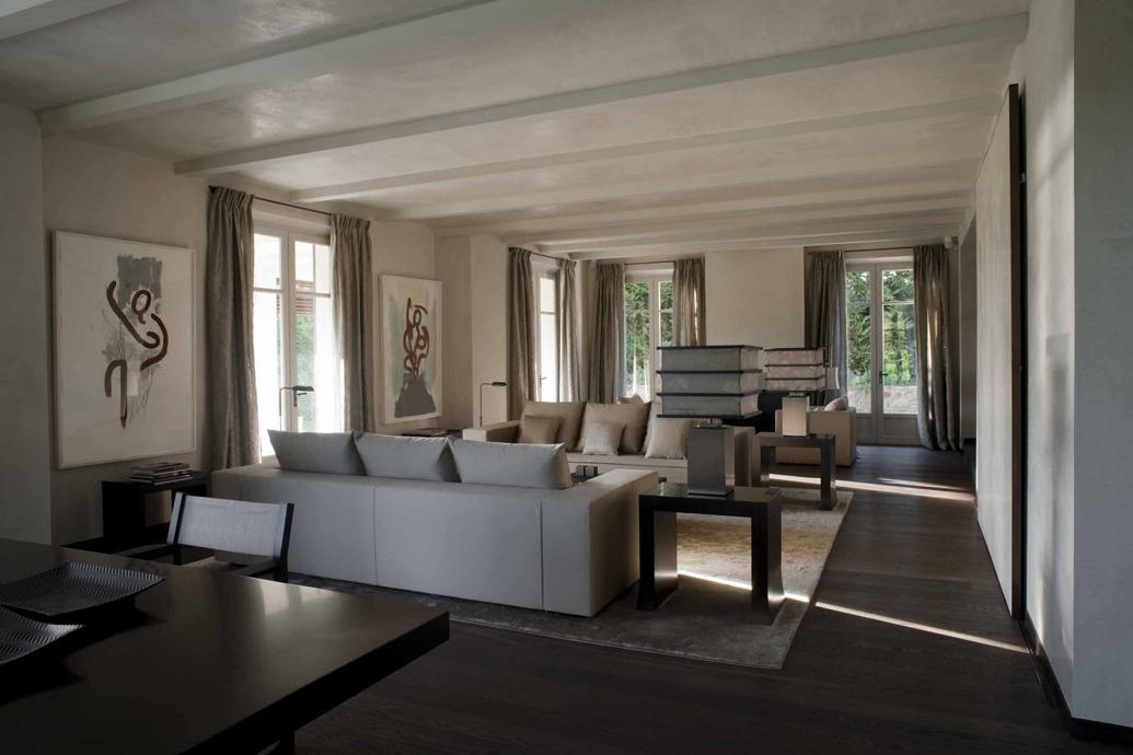 Giorgio Armani S Interior Design Studio Armani Casa