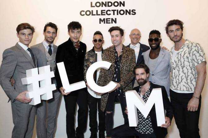 London Collections Men SS 16 Roundup