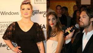 Kelly Osbourne, Chiara Ferragni, Emerson Barth