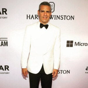 Andy Cohen amFAR Inspiration Gala June 16,  2015