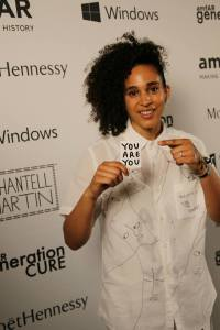 Event Chair Shantell Martin