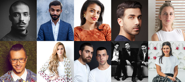 10 Finalists of the Style.com/Arabia and the Dubai Design & Fashion Council Fashion Prize Announced