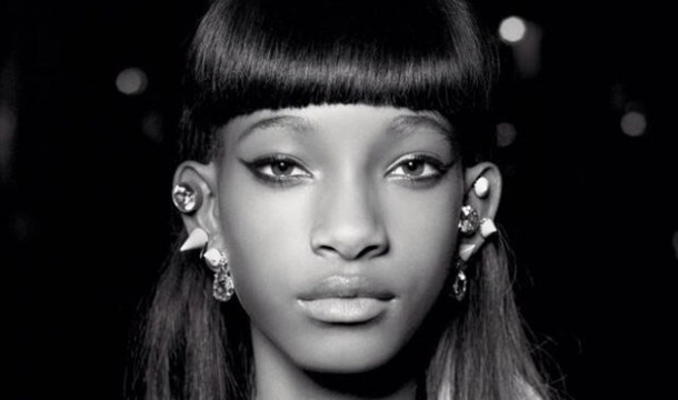 WILLOW SMITH: The New Face of Marc Jacobs